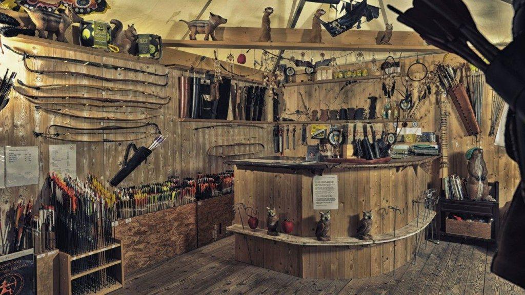 1 Herzlich Willkommen bei Youksakka, Bogenbauen und Bogenschiessen auf Sylt