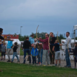 Bogenschießen bei Youksakka – 35