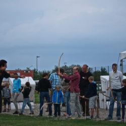Bogenschießen bei Youksakka – 36