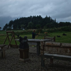 Bogenschießen bei Youksakka – 39